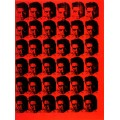 Красный Элвис (Red Elvis), 1962 - Уорхол, Энди