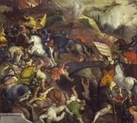Битва при Кадоре - Тициан Вечеллио