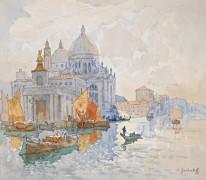 Санта Мария делла Салюте, Венеция - Горбатов, Константин