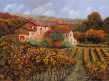 Виноградник в Монтальчино - Борелли, Гвидо (20 век)