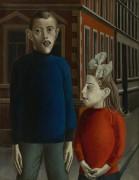 Два ребенка - Дикс, Отто