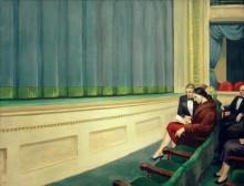 Первый оркестровый ряд - Хоппер, Эдвард