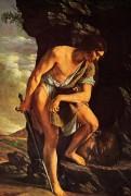 Давид с главой Голиафа - Эльсхаймер, Адам