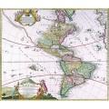 Карта Америрики