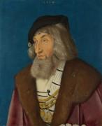Мужской портрет - Бальдунг, Ханс (Грин)