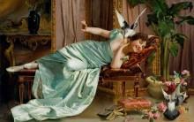 Игра с птицами - Реджанини, Витторио