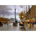 Площадь Бастилия - Кортес, Эдуард