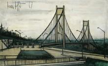 Мост в Тарканвиле - Бюффе, Бернар