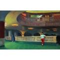Театр Шеридана - Хоппер, Эдвард