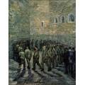Прогулка заключенных (Prisoners Exercising), 1890 - Гог, Винсент ван