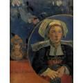 Красивая Ангеле, 1889 - Гоген, Поль