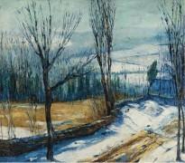 Лес Джерси, 1909 - Беллоуз, Джордж