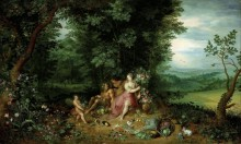 Аллегория земли - Брейгель, Ян (младший)