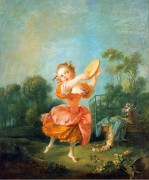 Юная танцовщица - Буше, Франсуа