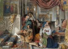 Пилигримы в Риме - Льюис, Джон Фредерик
