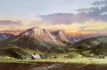 Сумерки в долине - Кинкейд, Томас