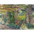 Арбур (The Arbour), 1911 - Рейссельберге, Тео ван