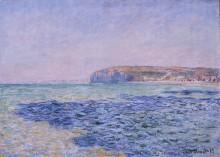 Тени на море в Пурвилле, 1882 - Моне, Клод