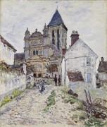 Церковь в Ветее - Моне, Клод
