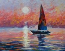 Морская дымка - Афремов, Леонид (20 век)