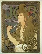 Сигаретная бумага Иов - Муха, Альфонс