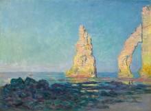 Скалы в Этрета - Моне, Клод