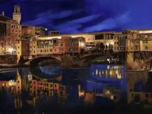 Ночная Флоренция - Борелли, Гвидо (20 век)