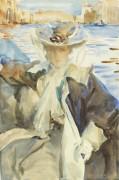В гондоле, 1904 - Сарджент, Джон Сингер