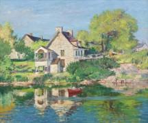 Лето на реке (Summer on the River), 1934 - Пилот, Роберт