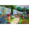 Цветочный сад - Жаньячик, Жан-Марк (20 век)