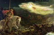В поисках Святого Грааля - Хьюз, Артур