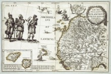 Карта архипелагов