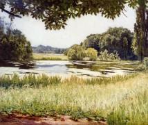 Река во Франции - Бива, Анри