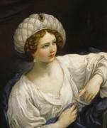 Портрет женщины в образе сивиллы - Рени, Гвидо