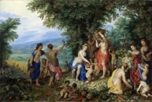 Аллегория лета - Брейгель, Ян (Старший)