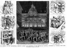 Сцены в 1884 Республиканской национальной конвенции