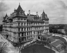 Капитолий штата Нью-Йорк