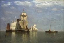 Корабли - Брюссель, Паулюс Теодор ван