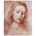 Эскиз женщины - Винчи, Леонардо да