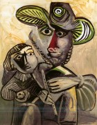 Отцовство, 1971 - Пикассо, Пабло