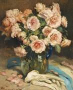 Розы в стеклянном кувшине -  Туссен, Фернан