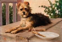 Собака, 1890 - Хенри, Лусьен