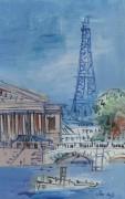 Эйфелева башня - Дюфи, Жан