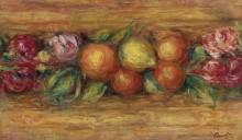 Гирлянда из фруктов и цветов, 1915 - Ренуар, Пьер Огюст