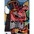 Поцелуй, 1925 - Пикассо, Пабло