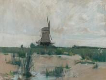 Мельница, 1885 - Твочтман, Джон Генри