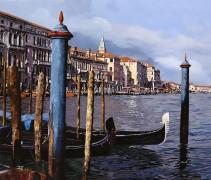 Синие столбы - Борелли, Гвидо (20 век)