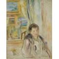 Женщина в комнате - Ренуар, Пьер Огюст