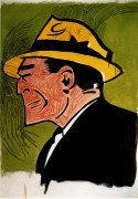 Дик Трейси (Dick Tracy), 1960 - Уорхол, Энди