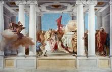 Жертвоприношение Ифигении - Тьеполо, Джованни Баттиста